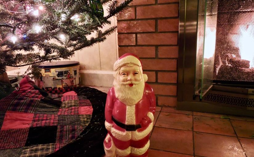 Is Santa the NewGod?